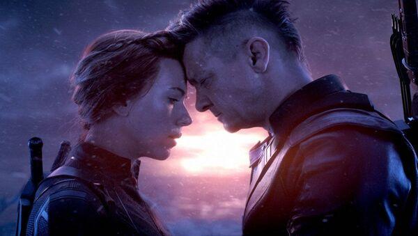 Snímek ze filmu Mstitelé 4: Finále (Avengers: Endgame)  - Sputnik Česká republika