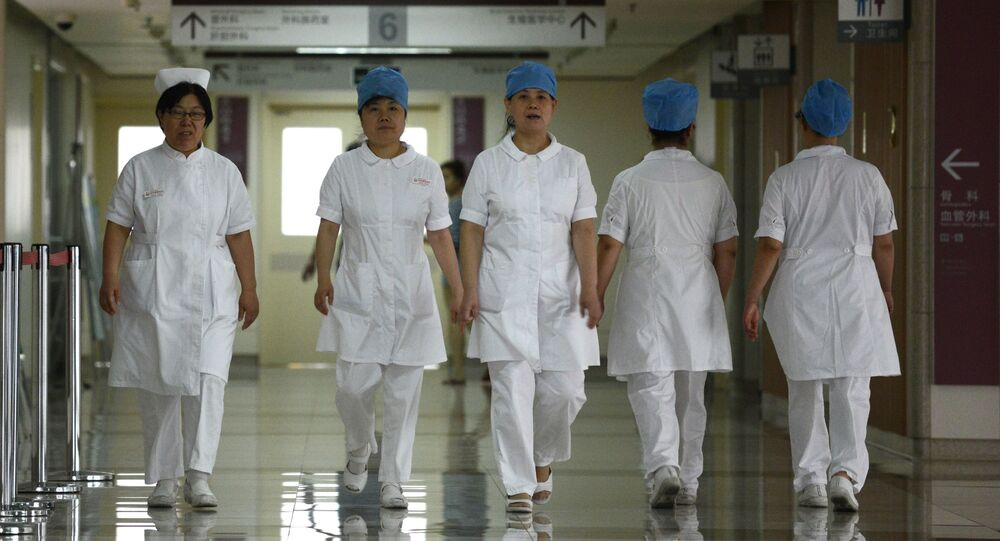 Lékařky v Číně