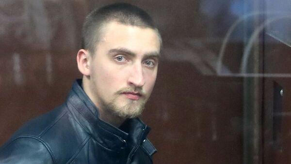 Ruský herec Pavel Ustinov v Tverském soudu - Sputnik Česká republika