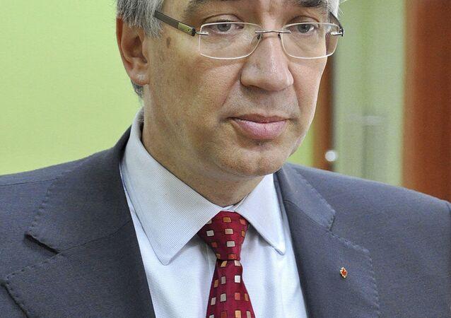 Kanadský velvyslanec na Ukrajině Roman Vaščuk