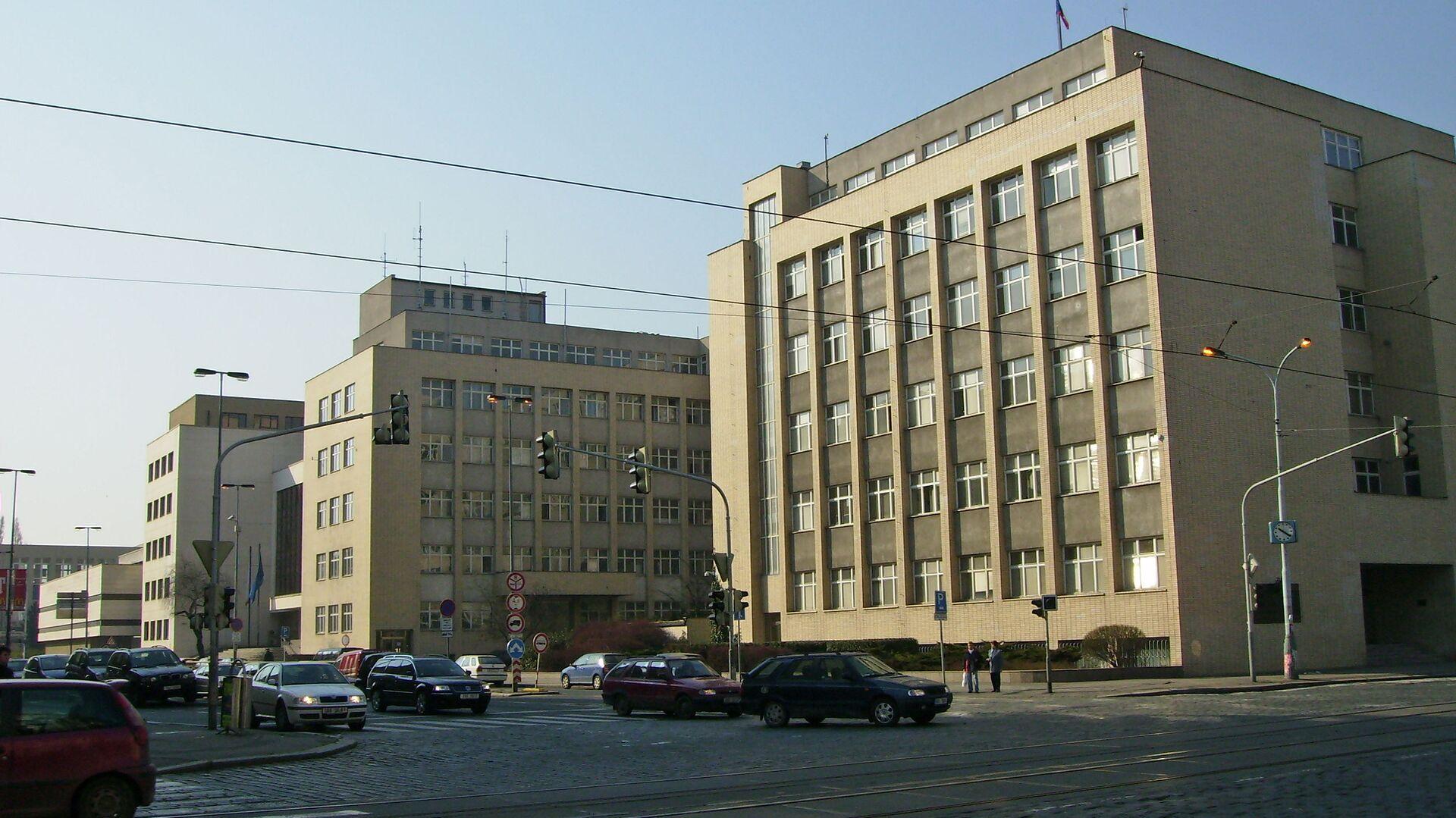 Ministerstvo vnitra ČR - Sputnik Česká republika, 1920, 21.06.2021