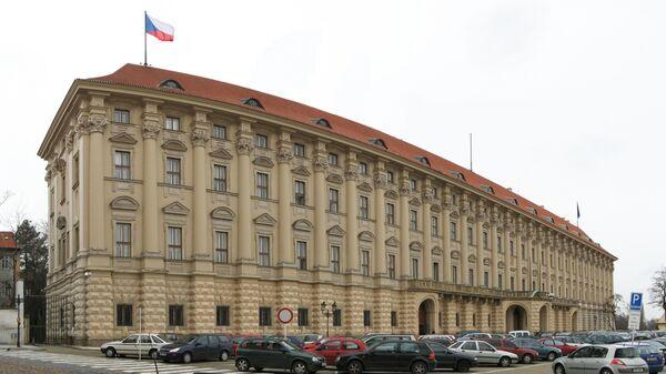 Budova MZV ČR - Sputnik Česká republika