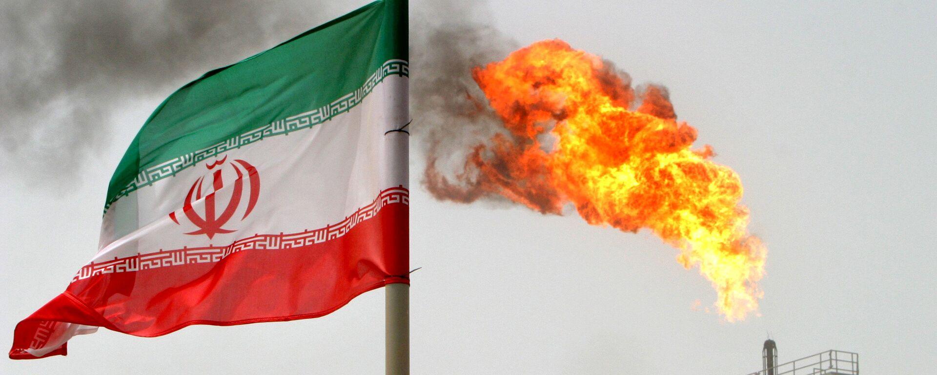 Těžba ropy v Íránu  - Sputnik Česká republika, 1920, 29.05.2021