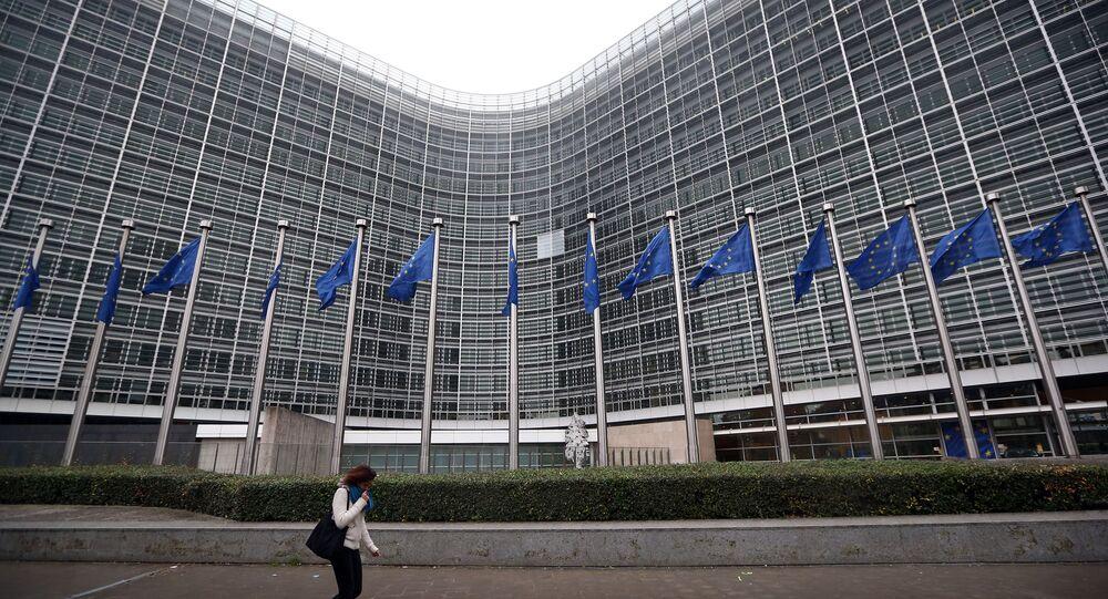 Berlaymont v Bruselu