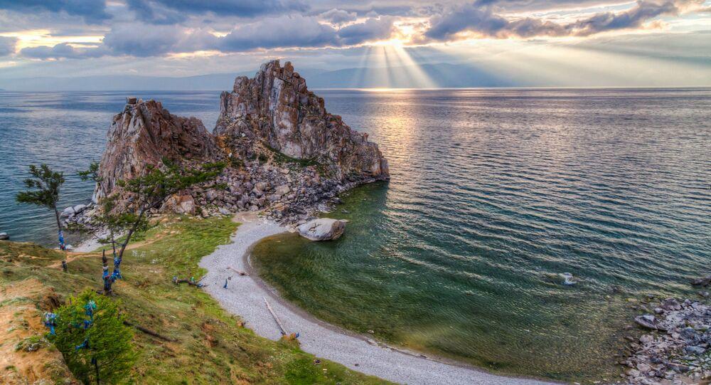 Bajkal. Ilustrační foto
