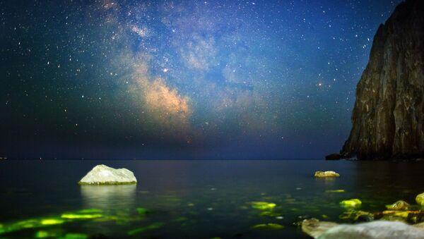Stáří jezera je odhadováno na 25 až 35 milionů let. Jeho vznik je ale záhadou - Sputnik Česká republika
