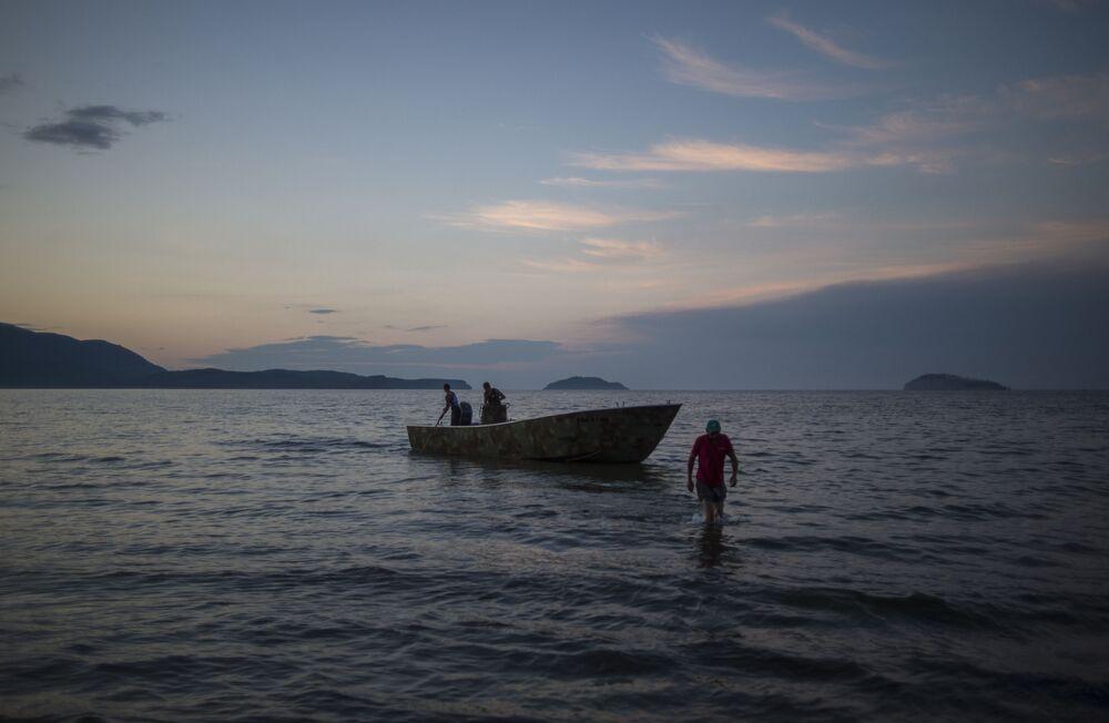 Vědci se domnívají, že Bajkal je nějak spojen s oceánem