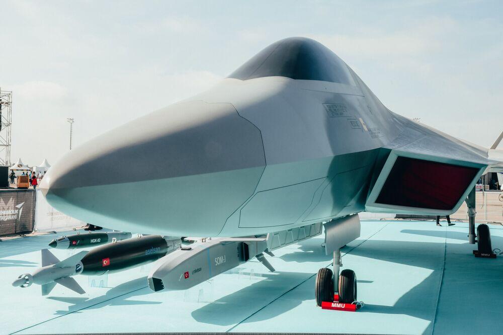 V rámci UAV World Drone Cup proběhne soutěž i demonstrační lety bojových bezpilotních letadel.