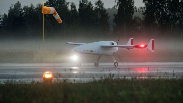 Dron společnosti Primoco UAV - Sputnik Česká republika