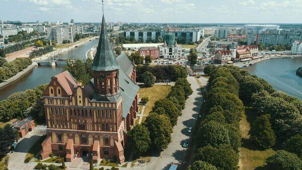 Pohled na Kaliningrad - Sputnik Česká republika