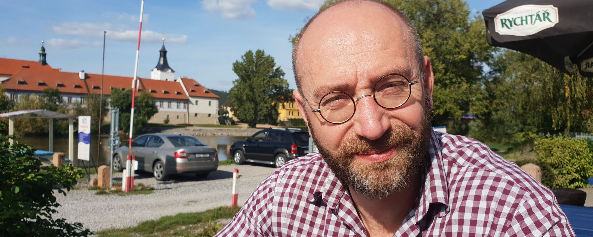 Sociolog Petr Hampl, Ph.D. - Sputnik Česká republika, 1920, 05.06.2021