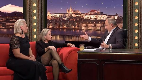 Bára Basiková - Sputnik Česká republika