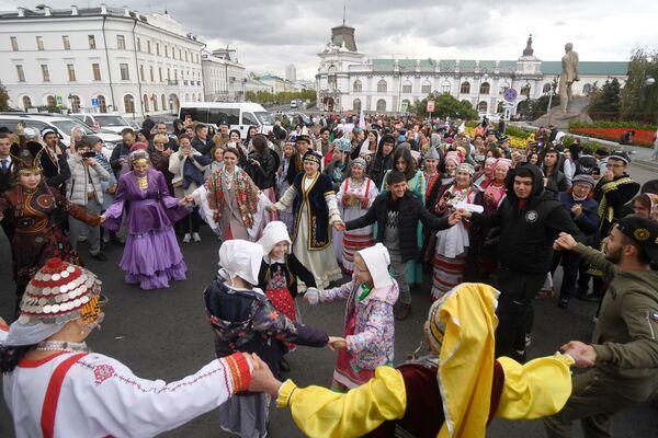 Multikulti může závidět? Jak Kazaň spojuje různé národy - Sputnik Česká republika