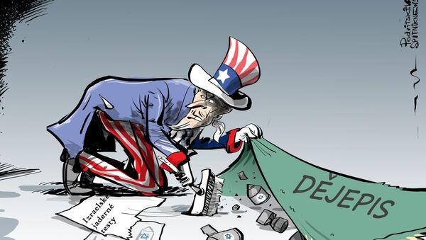 Tajemství vyplouvá na povrch: Amerika tajila jaderné testy Izraele - Sputnik Česká republika