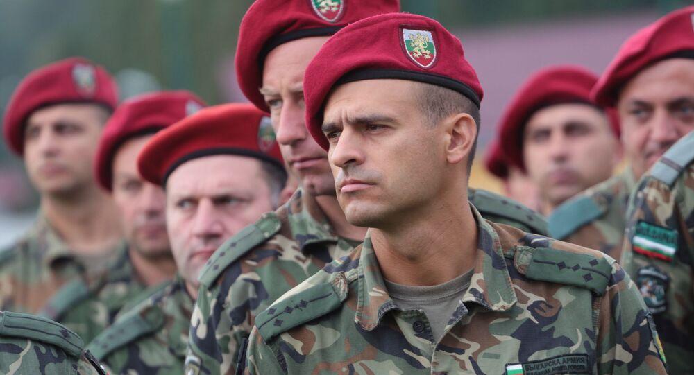 Bulharští vojáci