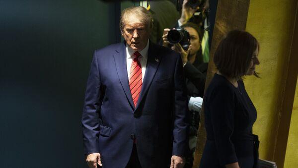Trump dal Evropě ultimátum týkající se Ukrajiny - Sputnik Česká republika