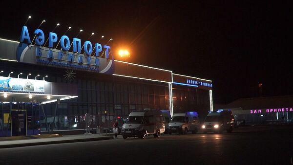 Co říkají pasažéři letu po tvrdém přistání v Barnaulu, během kterého bylo zraněno 56 cestujících?  - Sputnik Česká republika