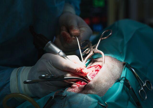 Chirurgický zákrok