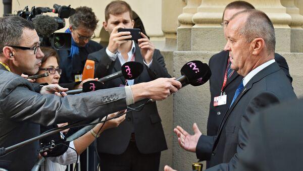 Ministr obrany SR Peter Gajdoš - Sputnik Česká republika