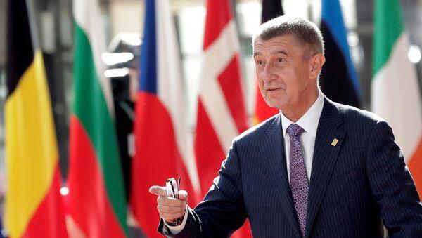 Andrej Babiš a finský premiér Antti Rinne projednali podmínky pro čerpání evropských peněz - Sputnik Česká republika
