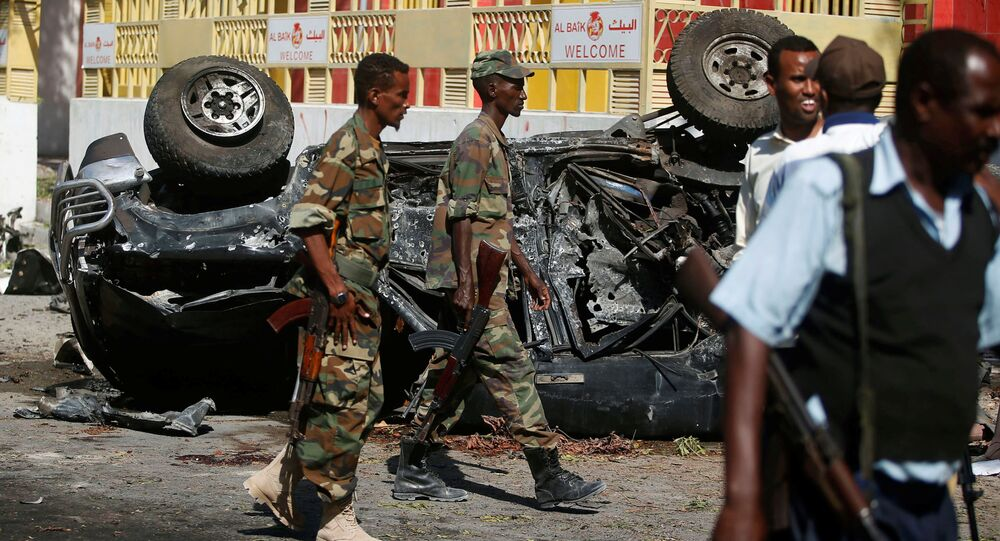 Útok teroristické organizace Aš-Šabáb (Ilustrační foto)