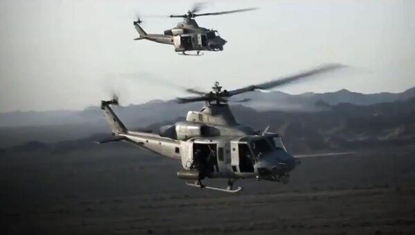 Vrtulník české armády. Ilustrační foto - Sputnik Česká republika