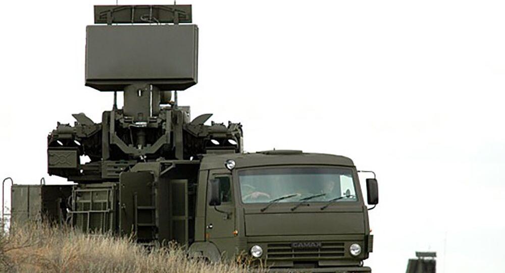 Ruský systém S-500