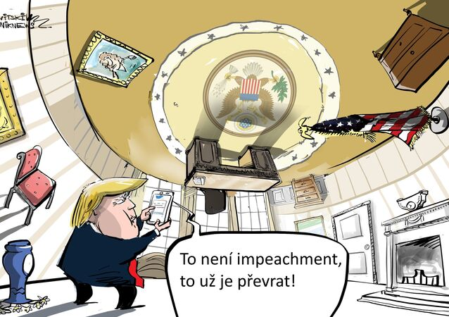 Impeachment Trumpa