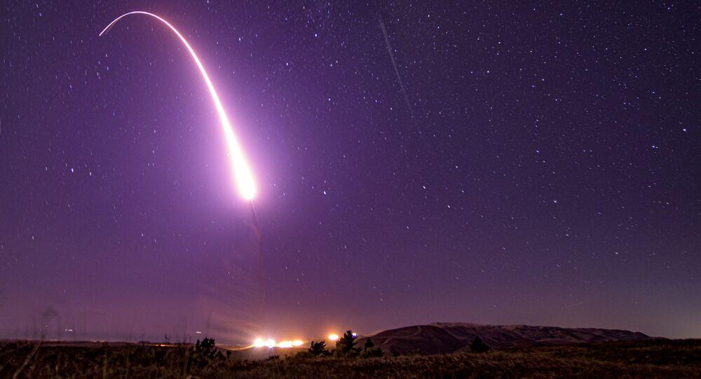 Spojené státy americké otestovaly balistické rakety Minuteman III