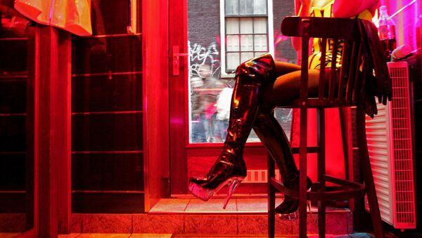 Prostituce. Illustráční foto - Sputnik Česká republika