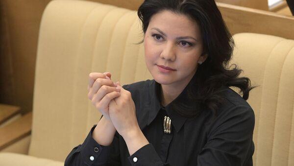 Inga Jumaševová - Sputnik Česká republika