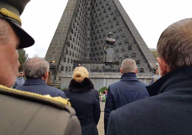 75. výročí Karpatsko-dukelské operace