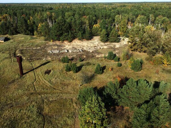 Úložiště radioaktivního odpadu ve výzkumné stanici Masany. - Sputnik Česká republika