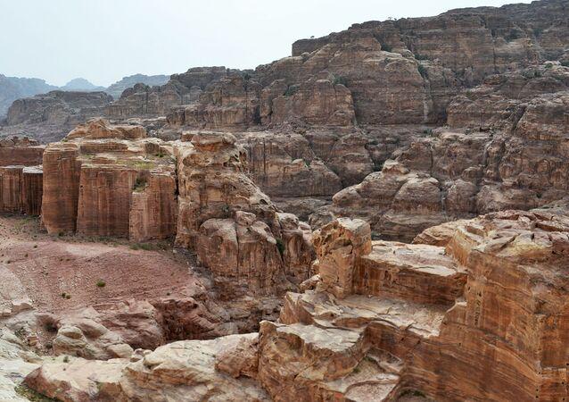 Starověké město. Ilustrační foto