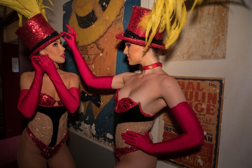 Vítejte v Moulin Rouge! Zákulisí nejpopulárnějšího kabaretu na světě