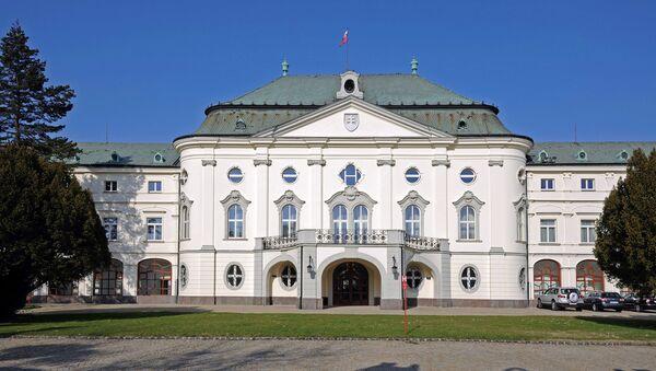 Sídlo Úřadu vlády Slovenské republiky, Letní arcibiskupský palác - Sputnik Česká republika