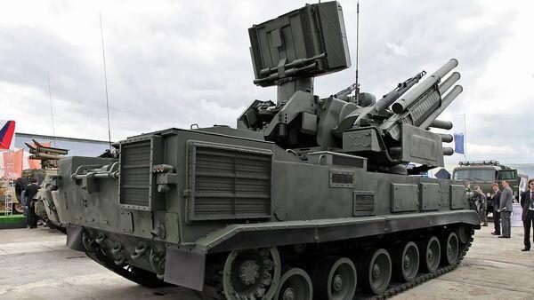 Pancir-S1 - Sputnik Česká republika