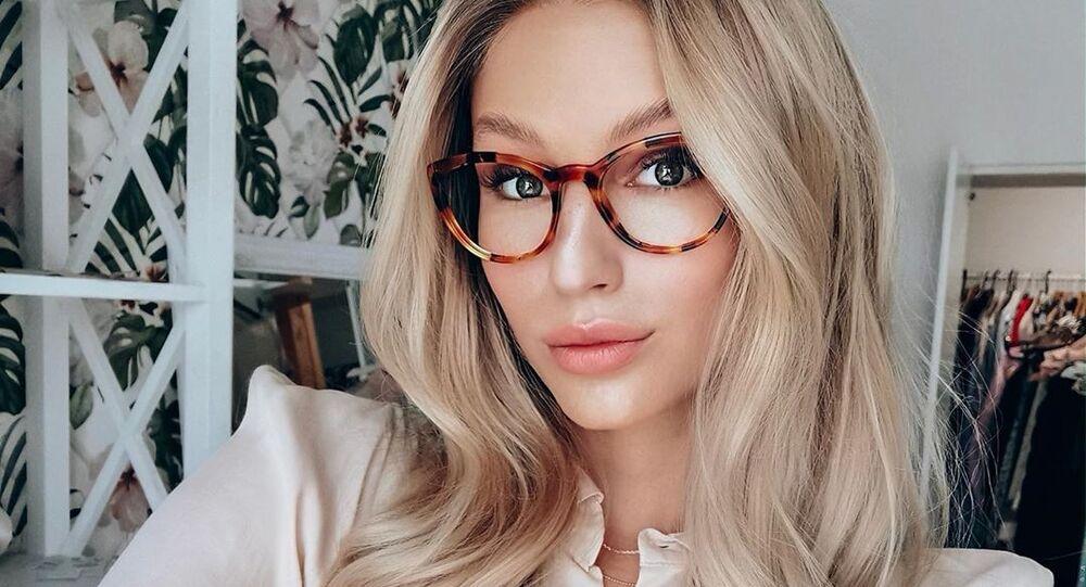Česká modelka a Miss Earth 2015 Karolína Mališová.