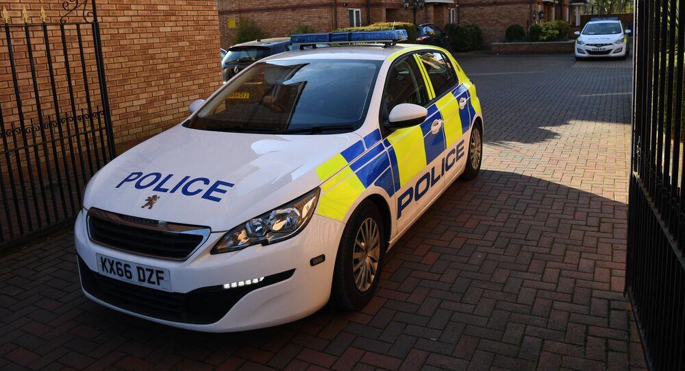 Britská policie (ilustrační foto)