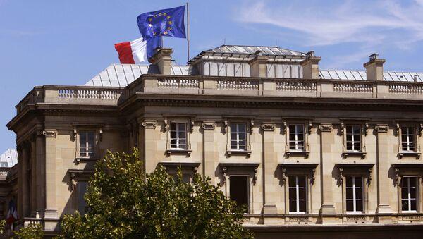 Budova Ministerstva zahraničí Francie v Paříži - Sputnik Česká republika