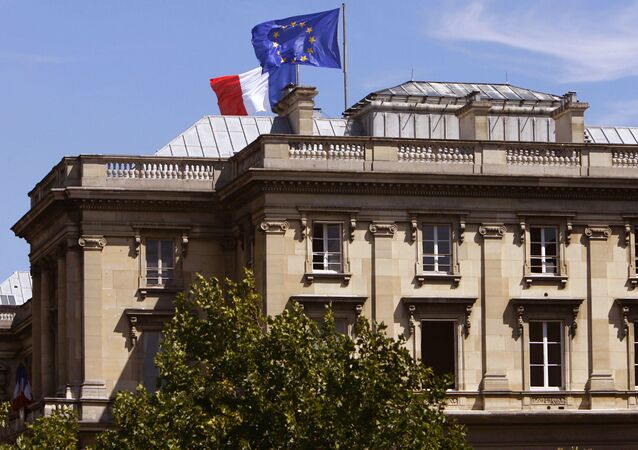 Budova Ministerstva zahraničí Francie v Paříži