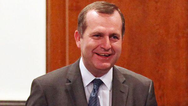 Rektor Karlovy Univerzity Tomáš Zima - Sputnik Česká republika