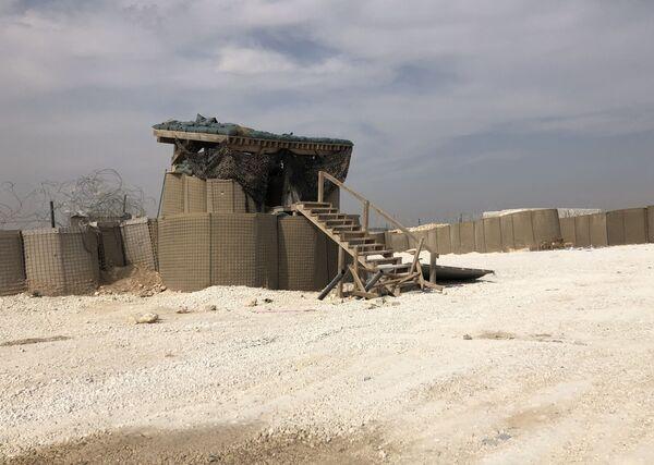 Je známo, že USA pokračují v evakuování svých sil ze Sýrie na základny v Iráku. - Sputnik Česká republika