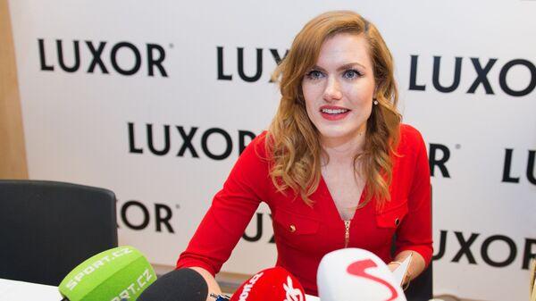 Gabriela Soukalová - Sputnik Česká republika