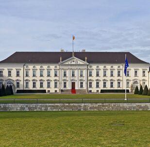 Schloss Bellevue, sídlo německého prezidenta