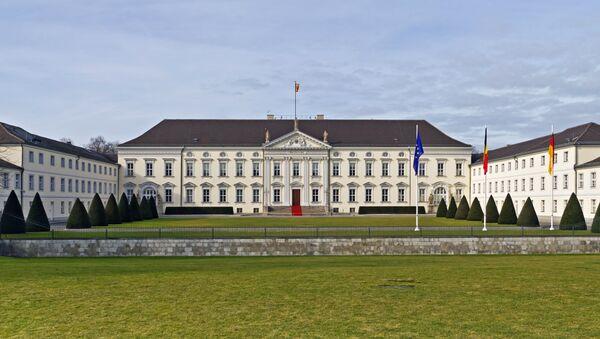 Schloss Bellevue, sídlo německého prezidenta - Sputnik Česká republika