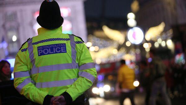 policista ve Velké Británii - Sputnik Česká republika
