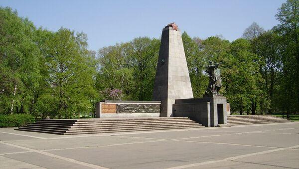 Památník Rudé armády v Ostravě - Sputnik Česká republika