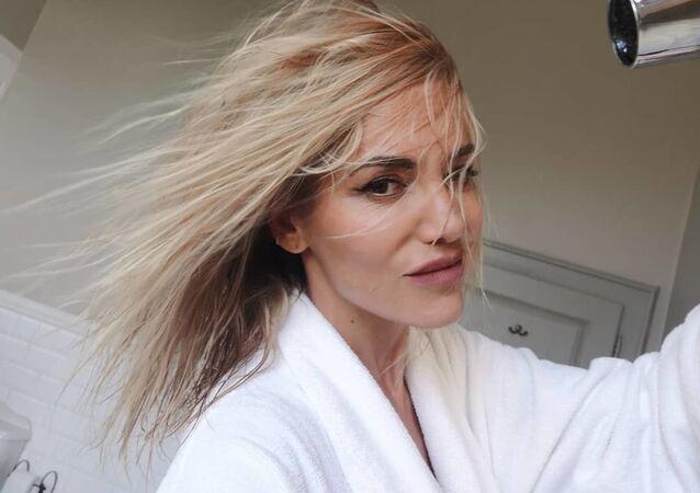 Slovenská popová zpěvačka Dara Rolins