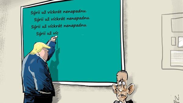 Práce na chybách  - Sputnik Česká republika